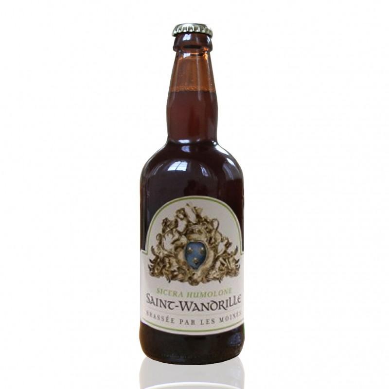 Bière Blanche Abbaye de Saint-Wandrille