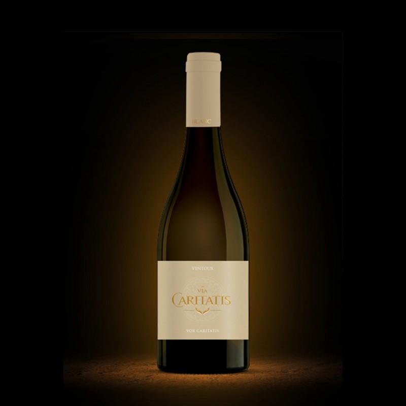 Vin blanc abbaye du Barroux