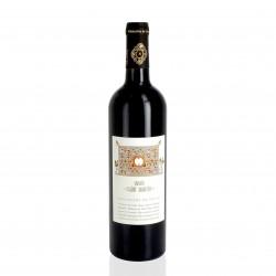 Vin rouge bio - cuvée St Martin - Monastère de Solan