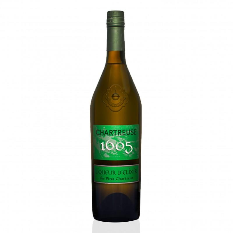 Liqueur d'Elixir - 1605- Chartreuse