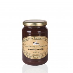 Banana & Strawberry Jam - Abbaye Notre Dame des Gardes
