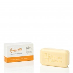 Cologne scented soap - Enriched with calendula