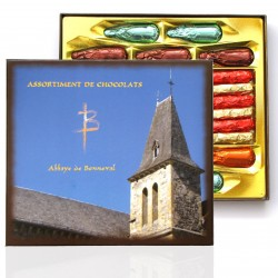 Chocolates Assortment Box - Bonneval Abbey