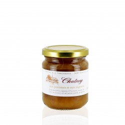 Apple and onion chutney - Monastery of the Transfiguration
