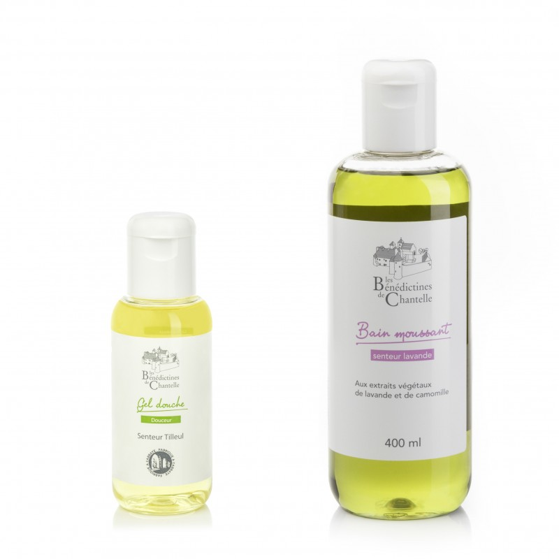 Shower gel, shower bath, shower shampoo or gel for bubble bath, discover the best of nature.