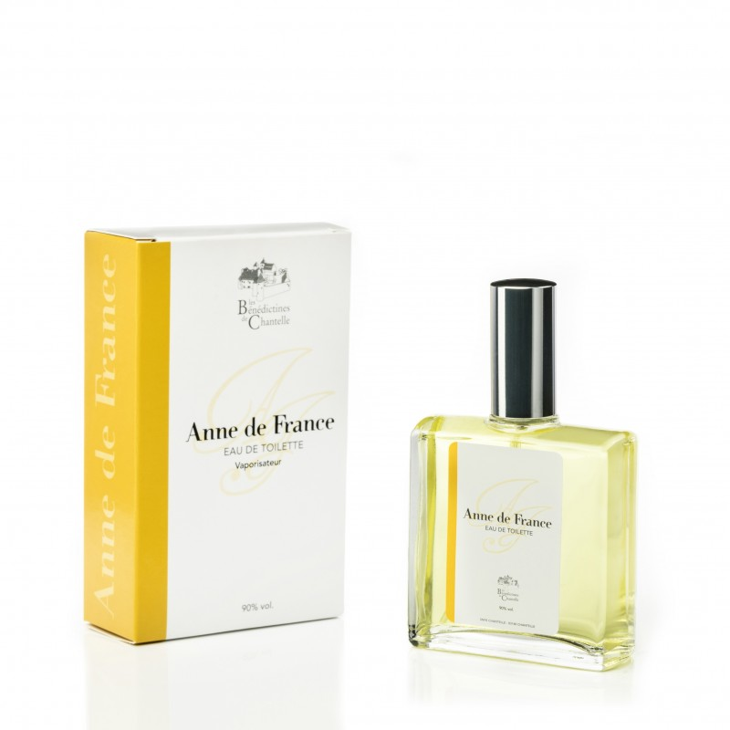 Anne de Beaujeu, Anne of France or Anne de Bretagne, the spirit of a strong woman in a delicate fragrance
