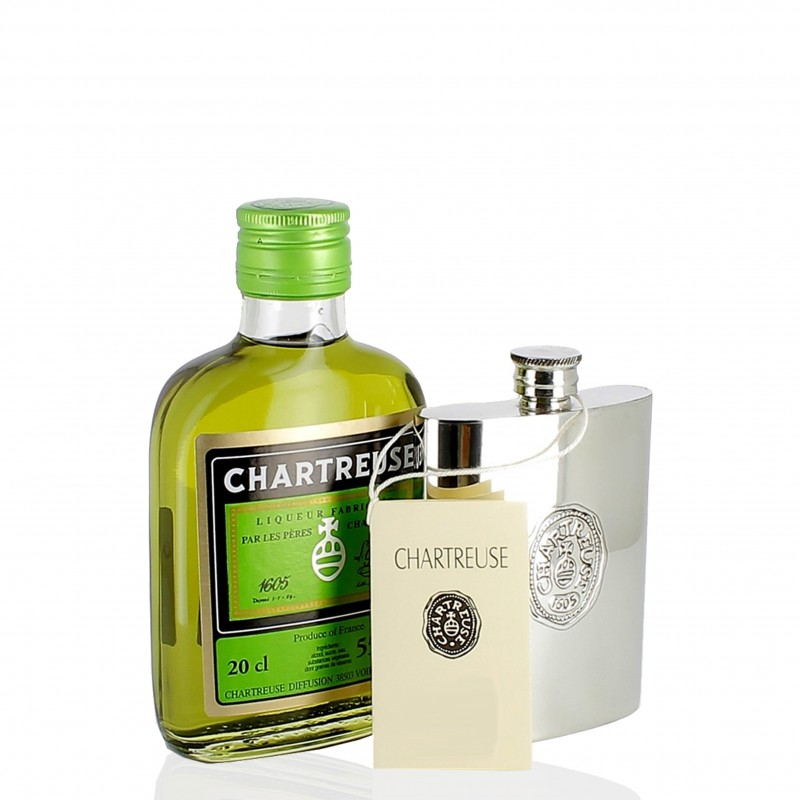Abbey of the great chartreuse, elixir of the monks, alcohol digestive of France.