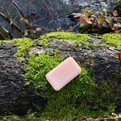 Enriched soap honeysuckle scent