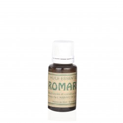 Rosemary camphor essential oil - Rosmarinus officinalis camphoriferum