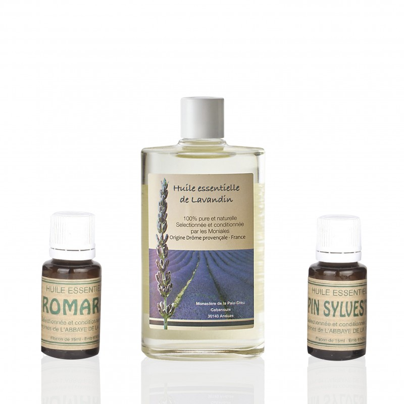 Chantelle essential oils