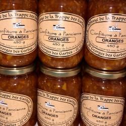 Marmelade orange abbaye artisanale