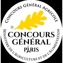 Médaille or concours national agricole paris
