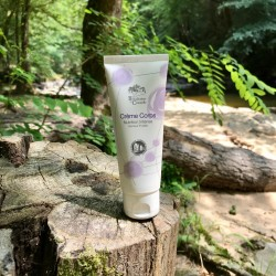 Moisturize cream body natural and organic production abbey france