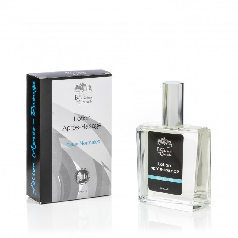 Aftershave normal skin for men