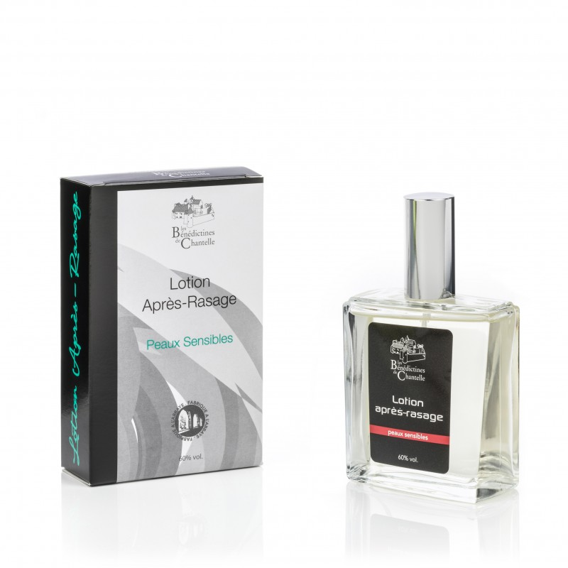 Aftershave sensitive skin 60% vol