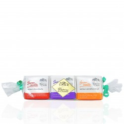 set of 6 moisturizing hand body soaps