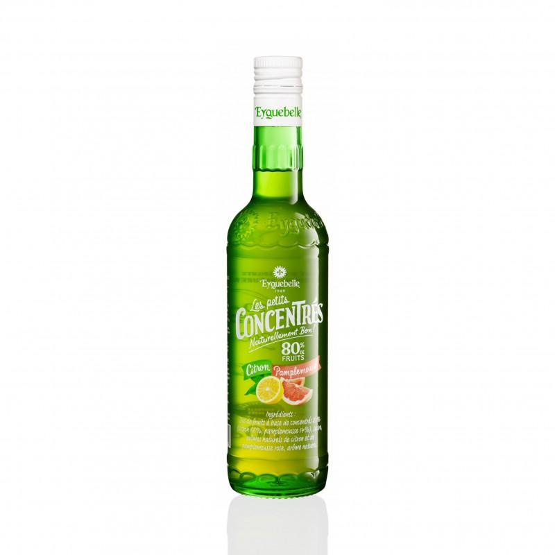 Syrup - Lemon-Grapefruit Fruit Concentrate - Aiguebelle