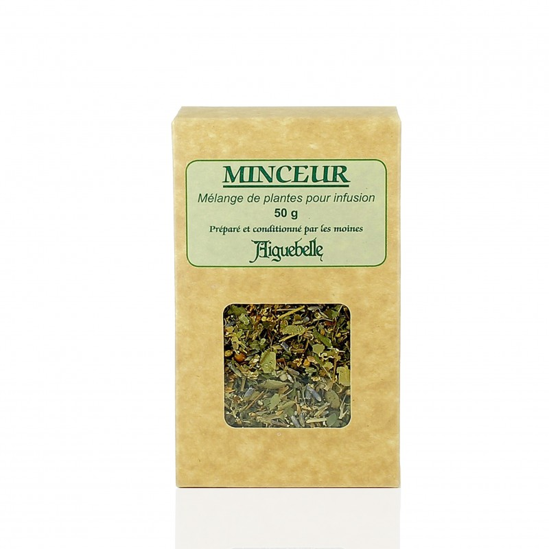 Slimming herbal tea - Elimination and well being