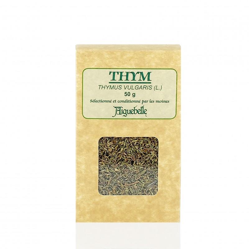 Thym pour tisane ou cuisine - Abbaye d'Aiguebelle