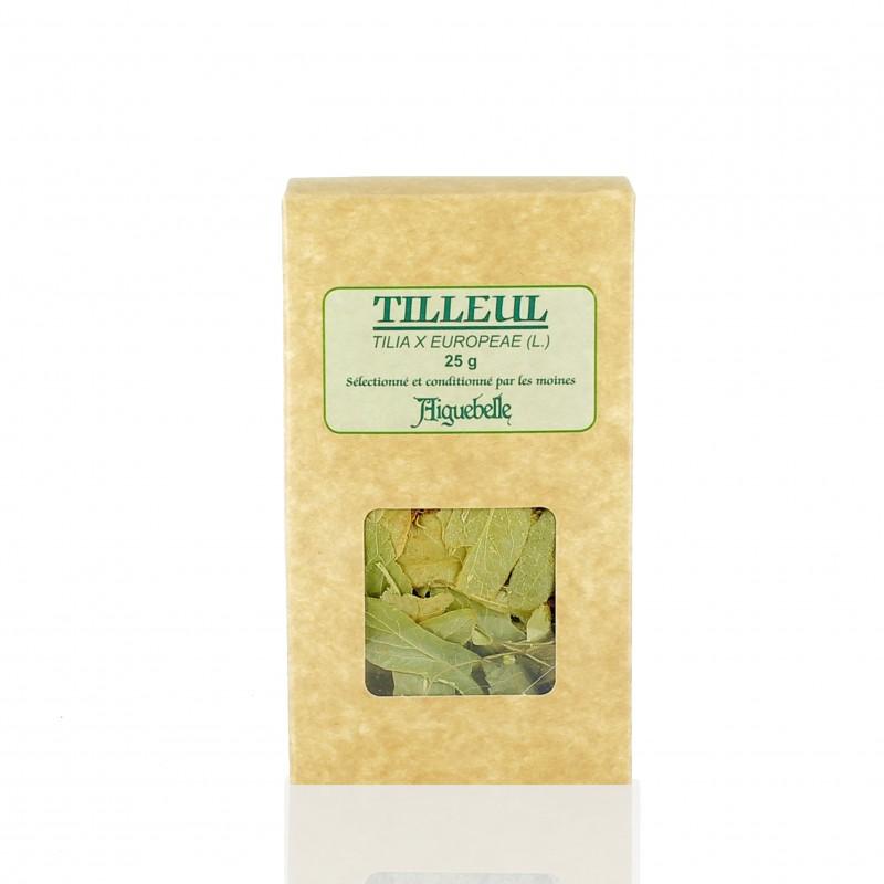 Linden herbal tea - Notre Dame d'Aiguebelle