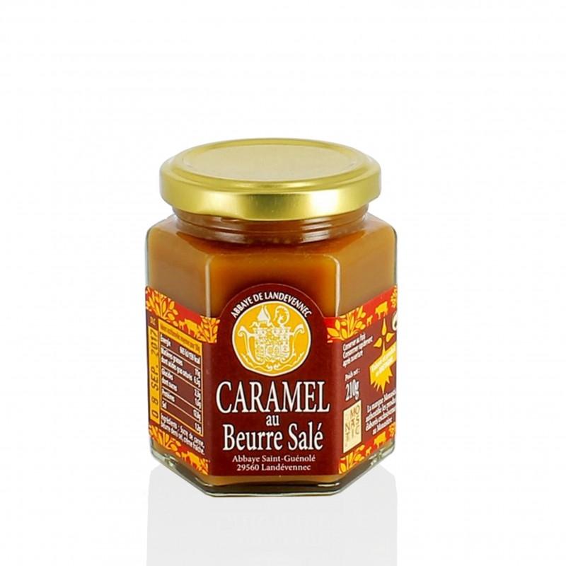 Caramel au beurre salé - Abbaye de Landevennec