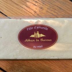 Sainte madeleine abbey - almond paste