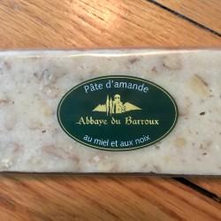 Abbaye du Barroux amande miel noix