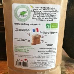 Flour organic spelled