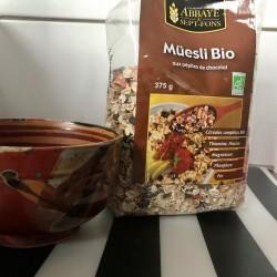 Sept fons organic chocolate muesli