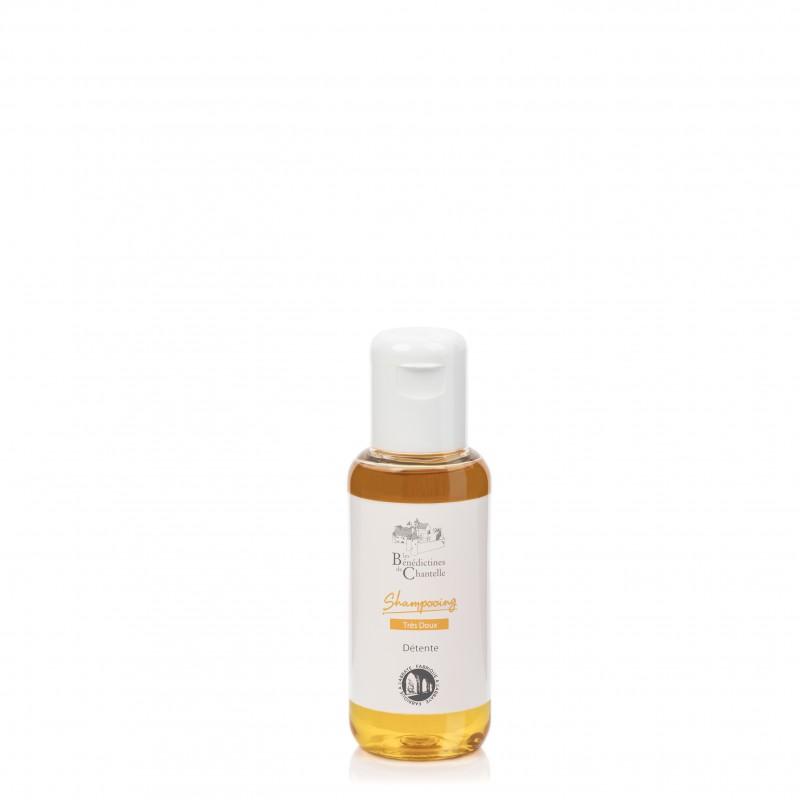 Very gentle shampoo - sensitive hair - ultra soft france