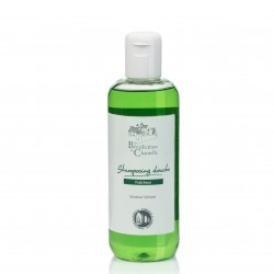 natural vetiver fresh shower shampoo