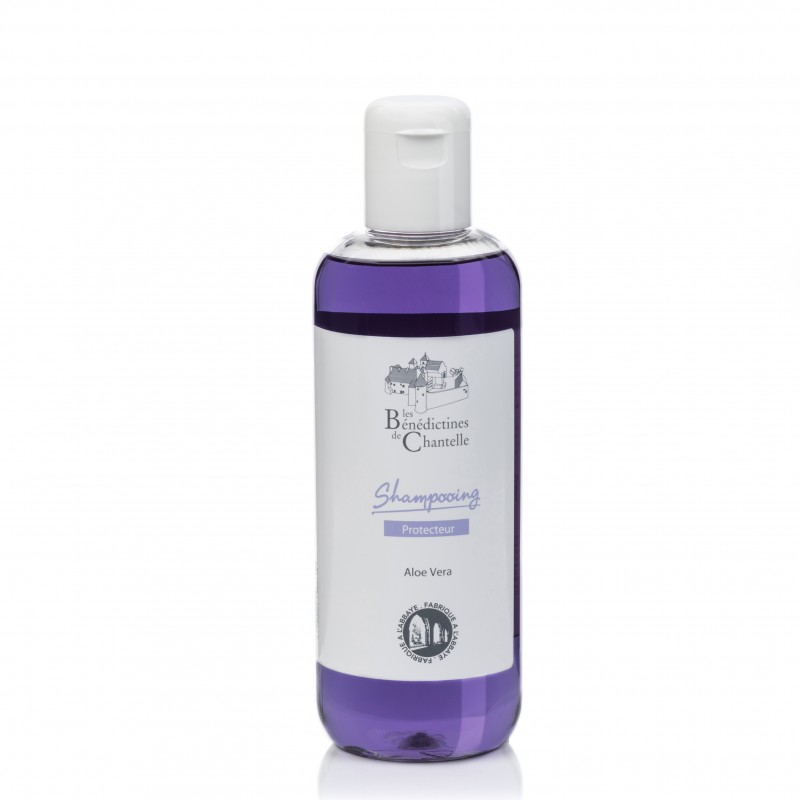 shampooing aloe vera protecteur cheveux