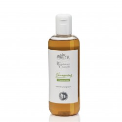 Natural active oily hair shampoo