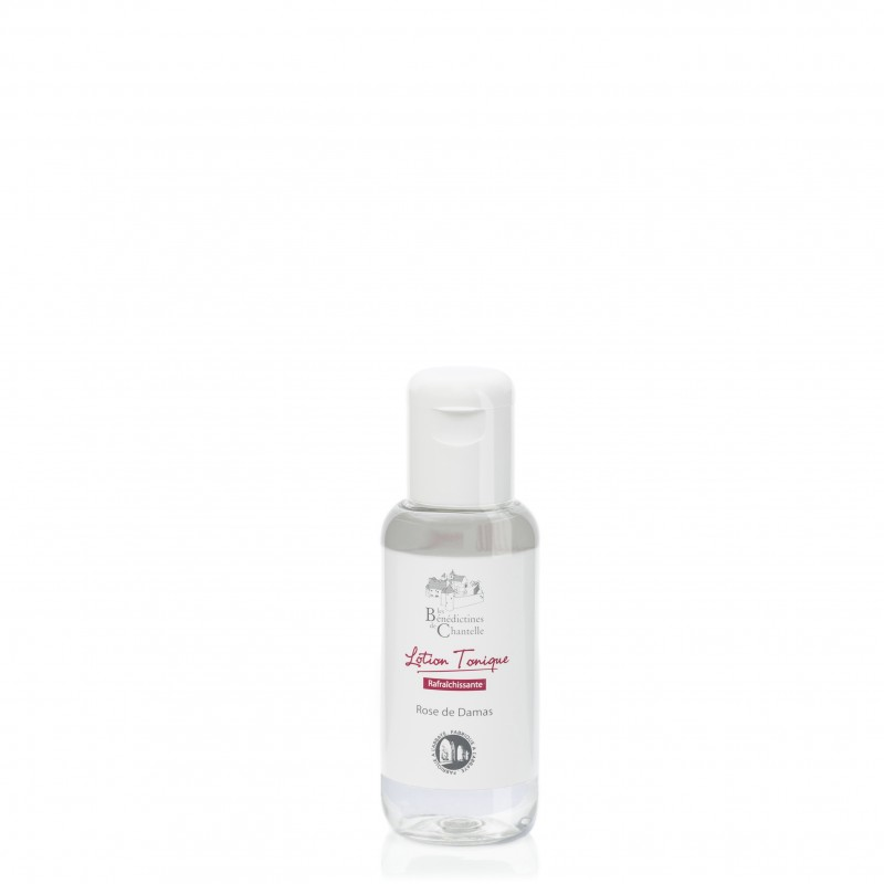 Damask rose refreshing tonic lotion