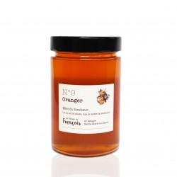 Orange honey desert monks