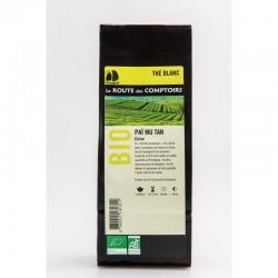 White tea - Organic Paï Mu Tan