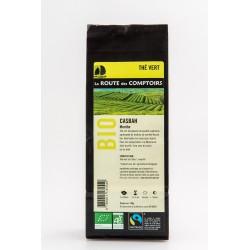 CASBAH - Thé vert Biologique à la menthe