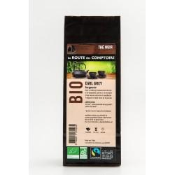 Thé noir Earl Grey - Bergamote Biologique