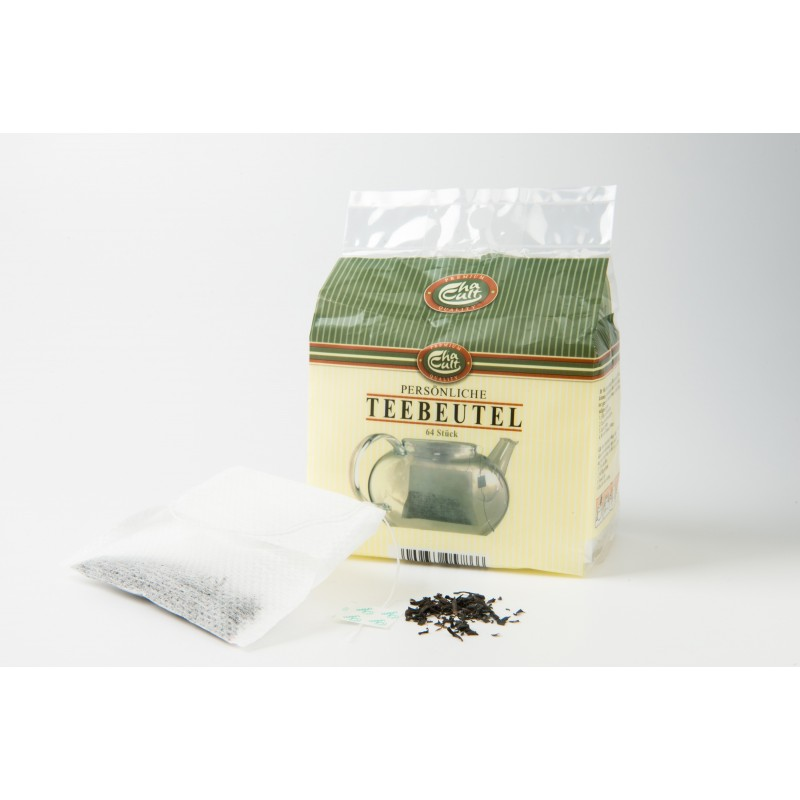 Infusette filters for loose teas and herbal teas