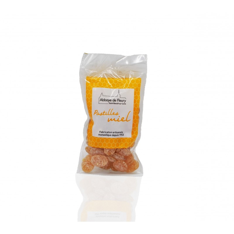 Pastilles with honey - Fleury abbey