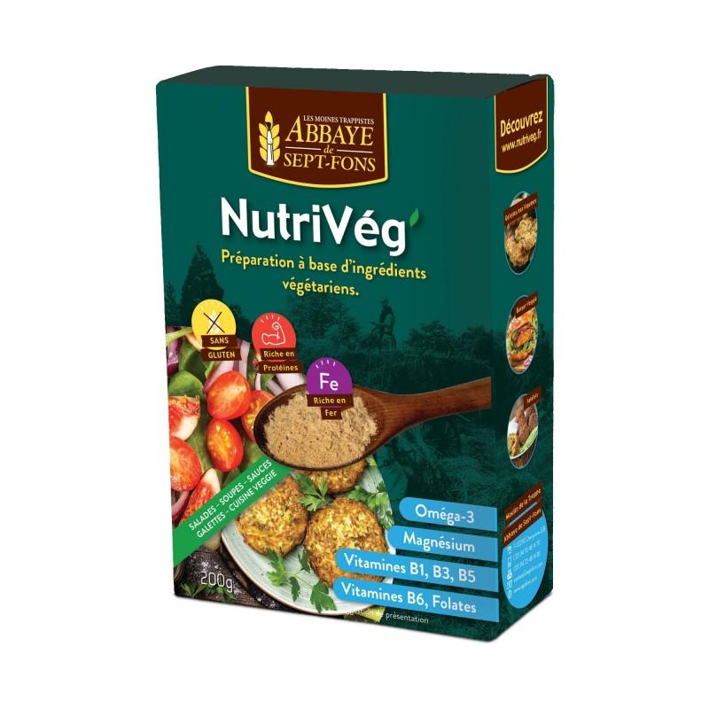 Vegan food supplement - Monastery 7 Fons