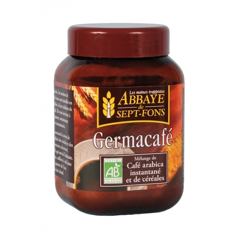 Germacafe - arabica and cereals - Organic