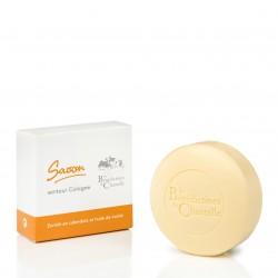 Cologne scent soap - calendula, shea, soy