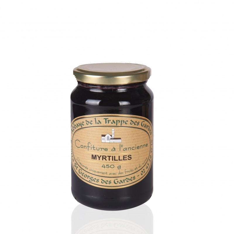 Blueberrie jam - Trapp des Gardes Abbey