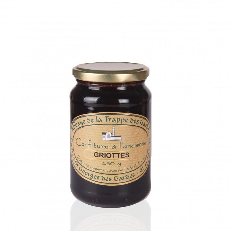 Cherry jam - Abbaye des Gardes