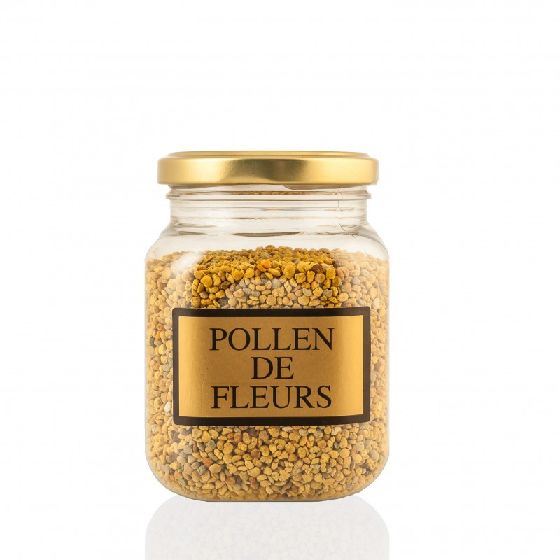 Pollen pur - Abbaye d'Aiguebelle - 100% Naturel
