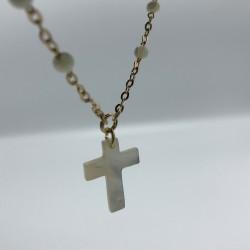 La croix - bijou