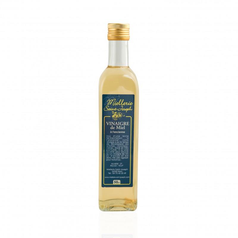 Vinaigre de miel - fermentation lente